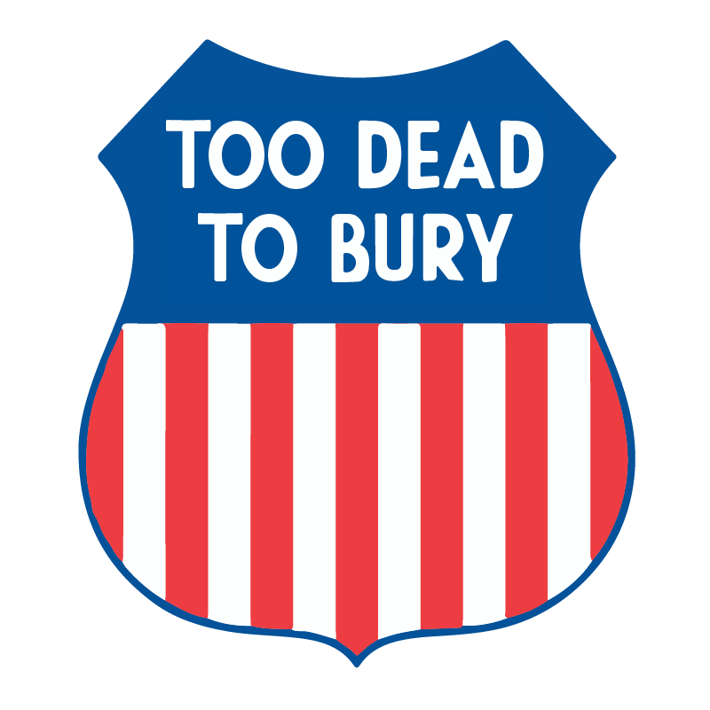 """Thomas Durant, vice president of the Union Pacific, pronounced Denver """"too dead to bury."""""""
