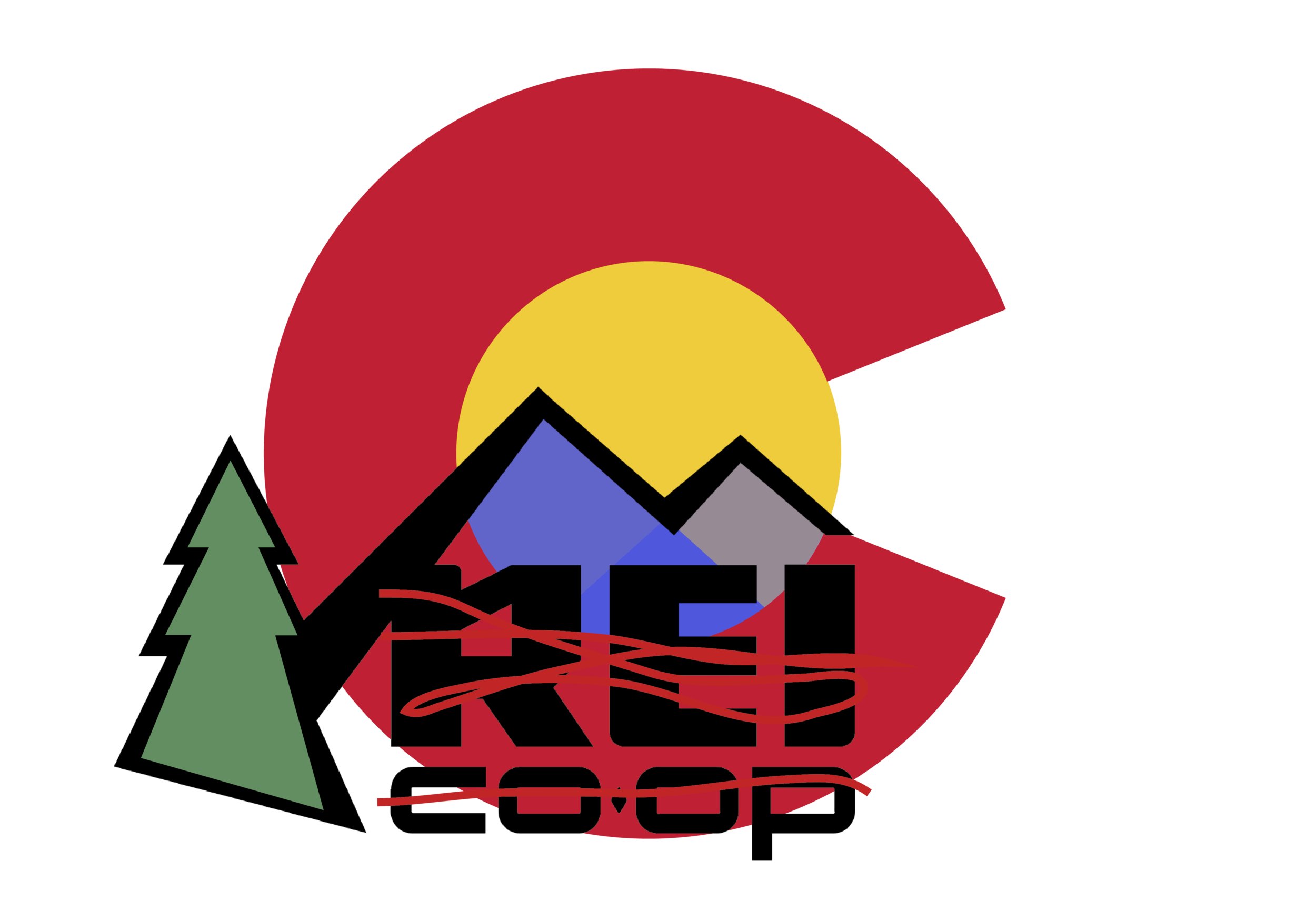 CO's new state logo - trademarked - DNVR 2019