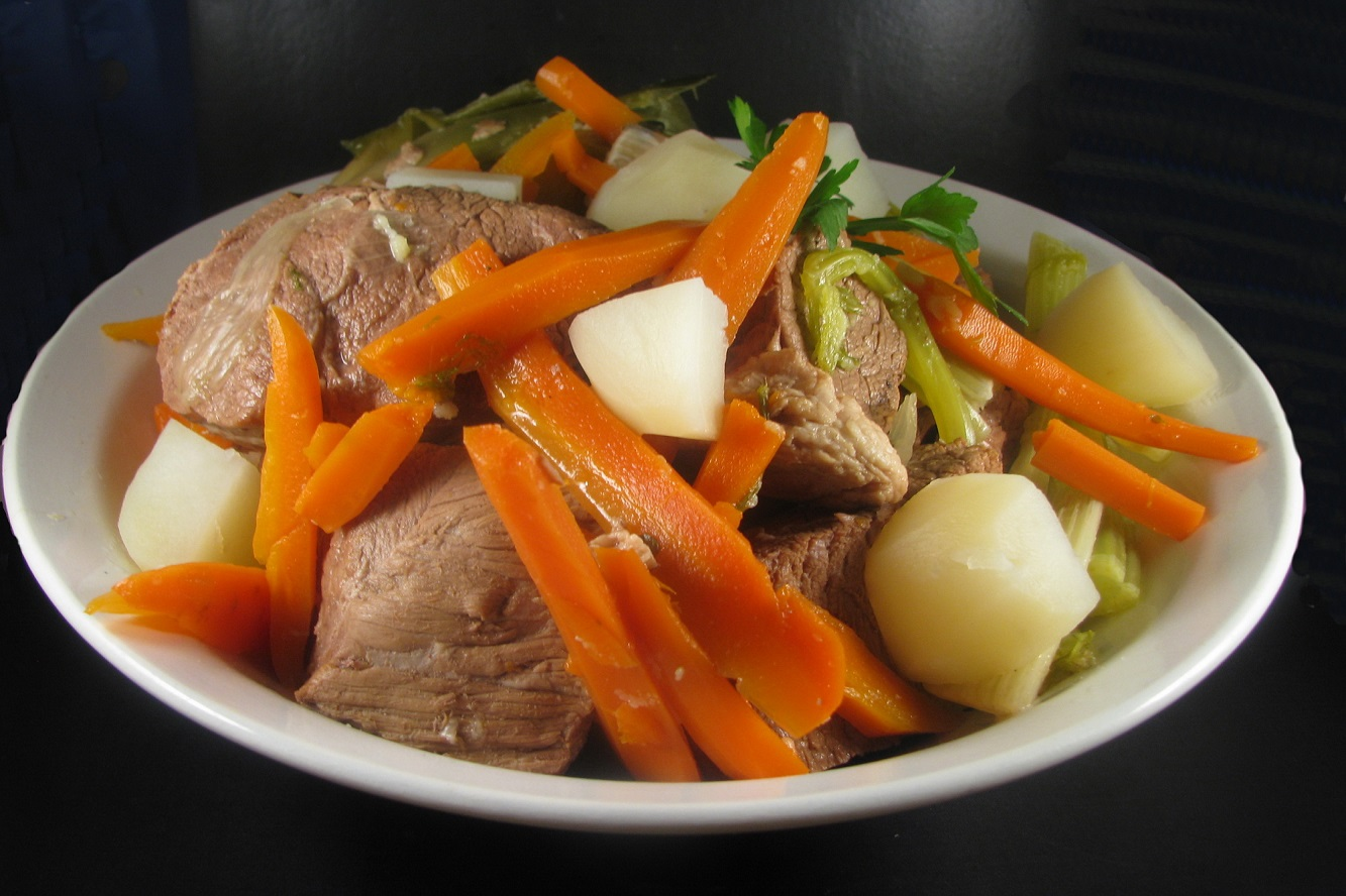 French Pot au Feu