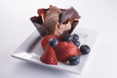 2 Chocolate Mousse