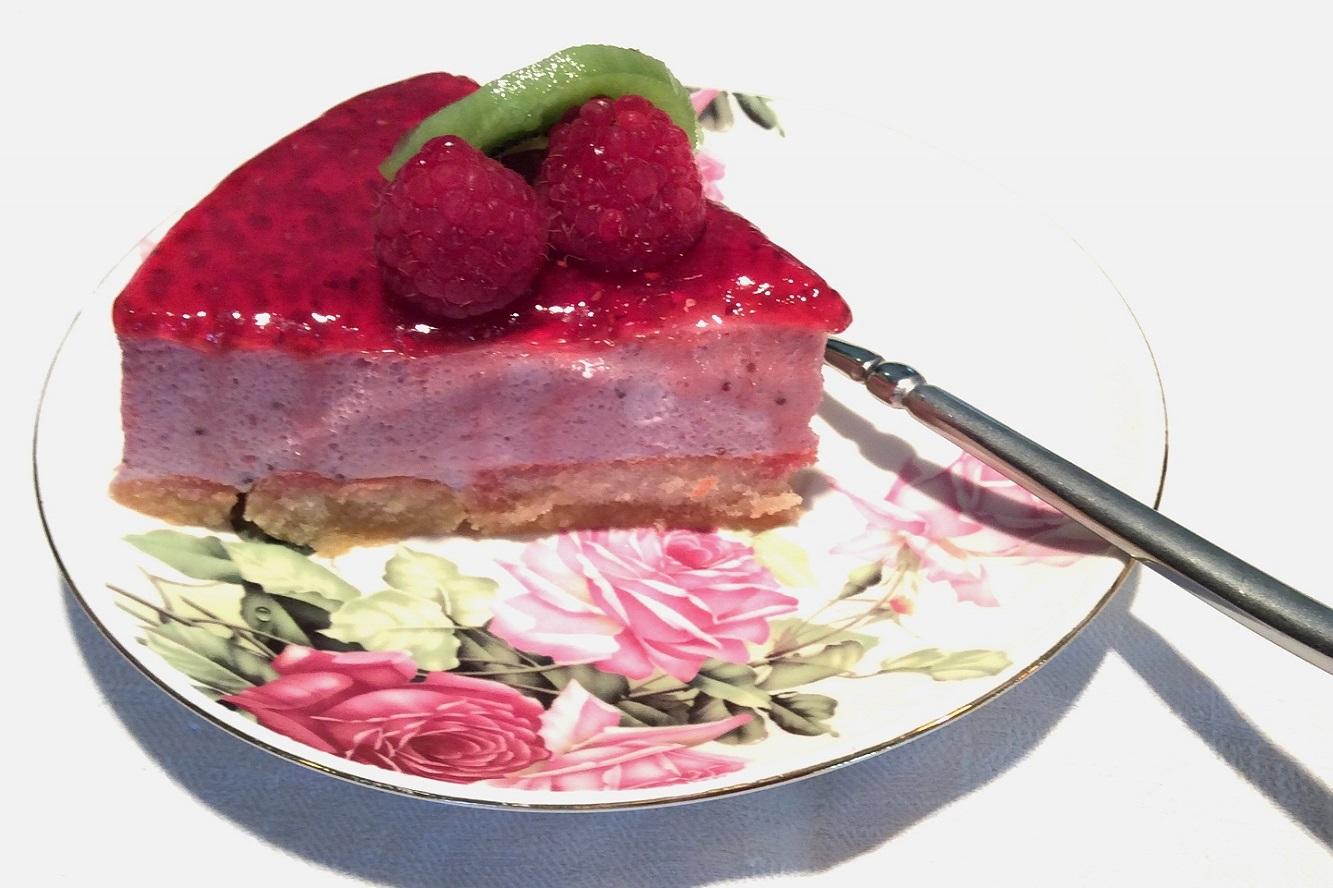 Bavarois Mousse - Strawberry Mousse