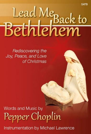 Familiar non-Christmas tunes tell the story SATB or SAB