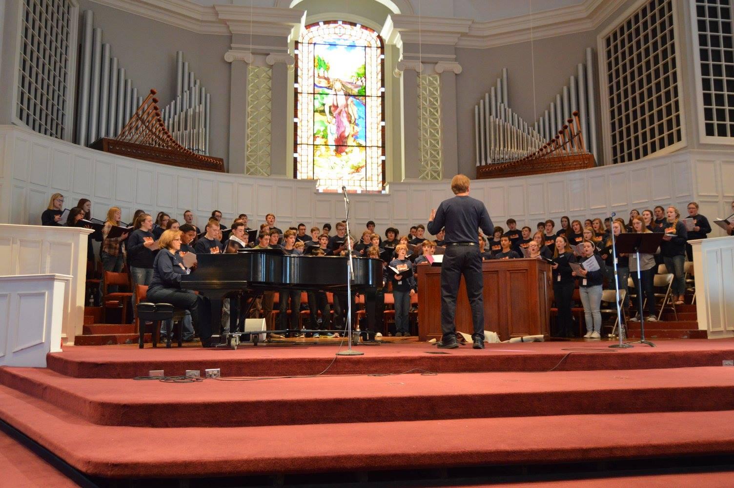 TN Baptist Youth Choir Festival