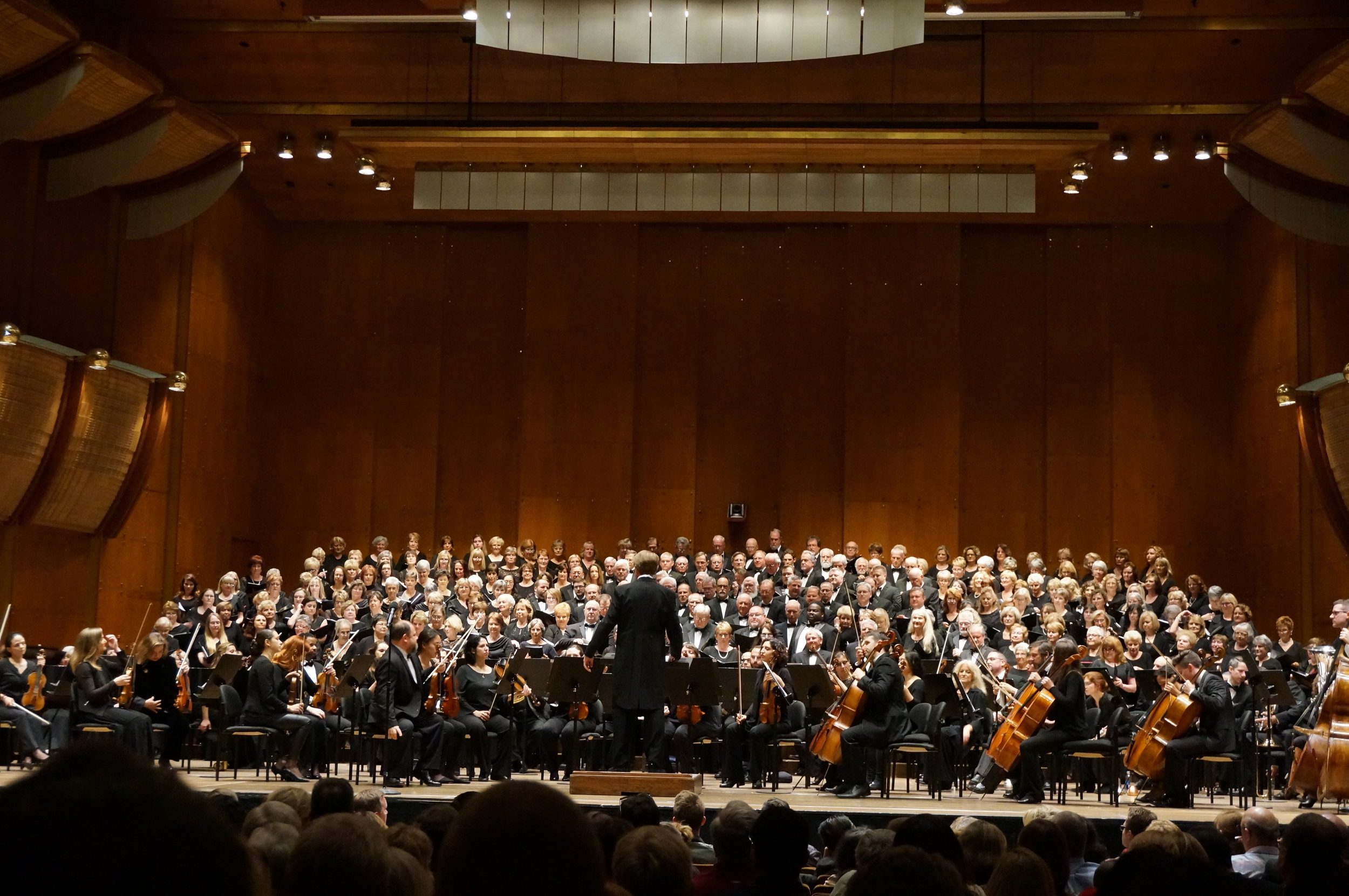 PSALM 23, Geffen Hall at Lincoln Center, 2017