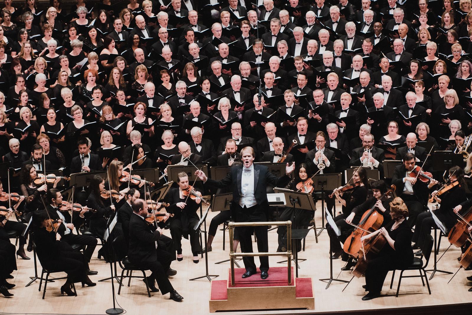 Carnegie Hall presenting CHRISTMAS PRESENCE