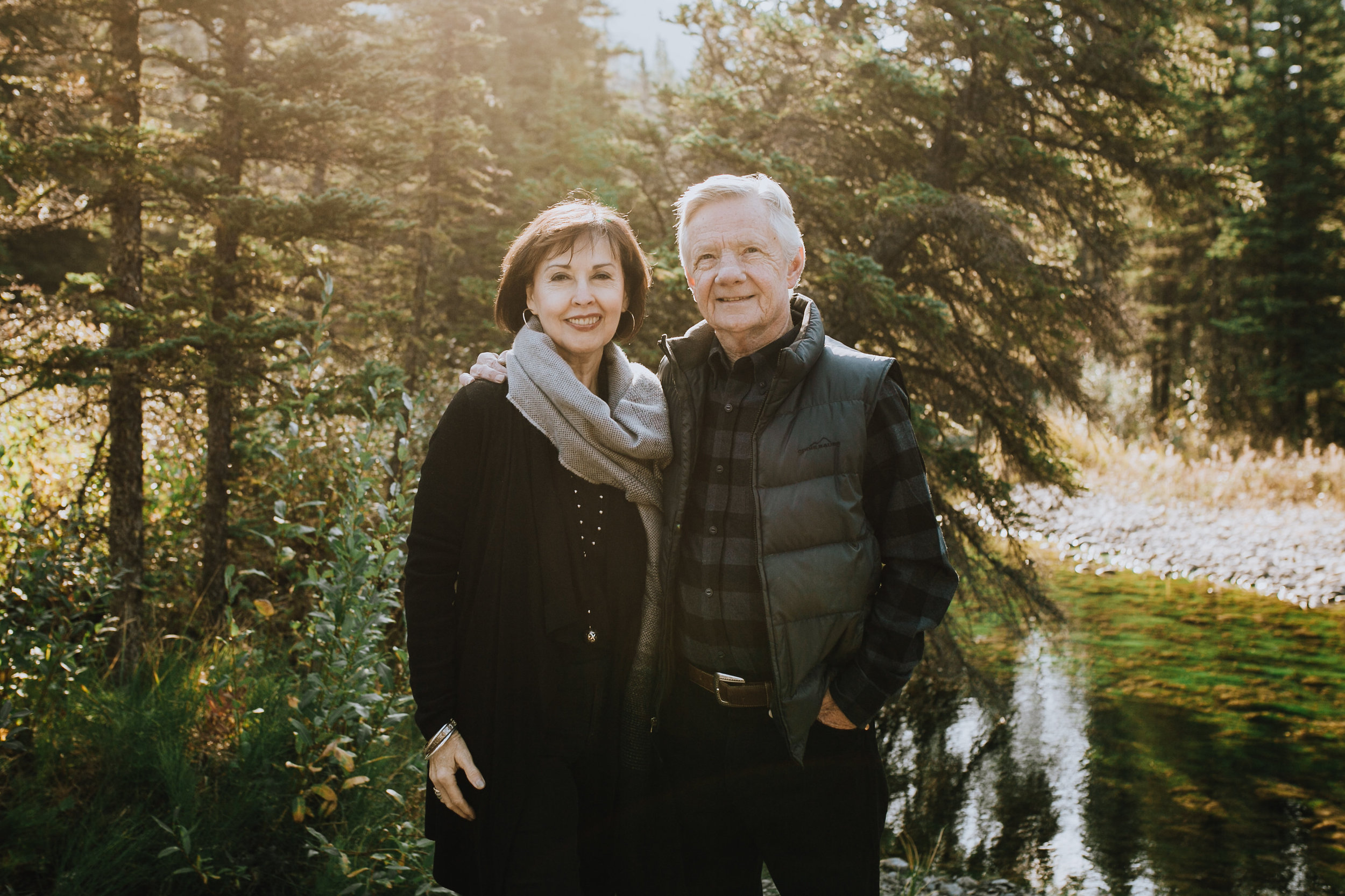 Brian and Sheryl Green, September 2017,  Photo: Kara Rohl