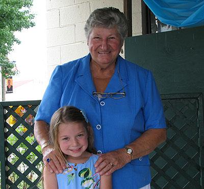 Bell & former DE. Gov. Ruth Ann Minner