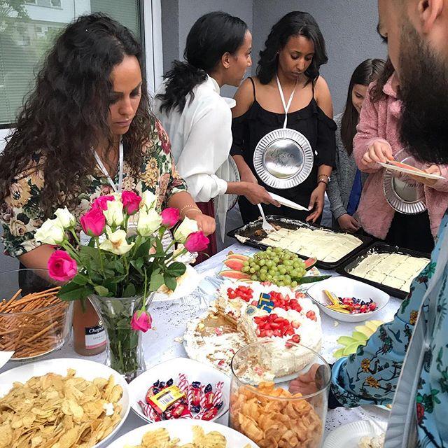 @sannar_iskander kan konsten att fixa mat och fest till 60 personer och få alla att känna sig sedda och inkluderade ❤️ @schooloflights