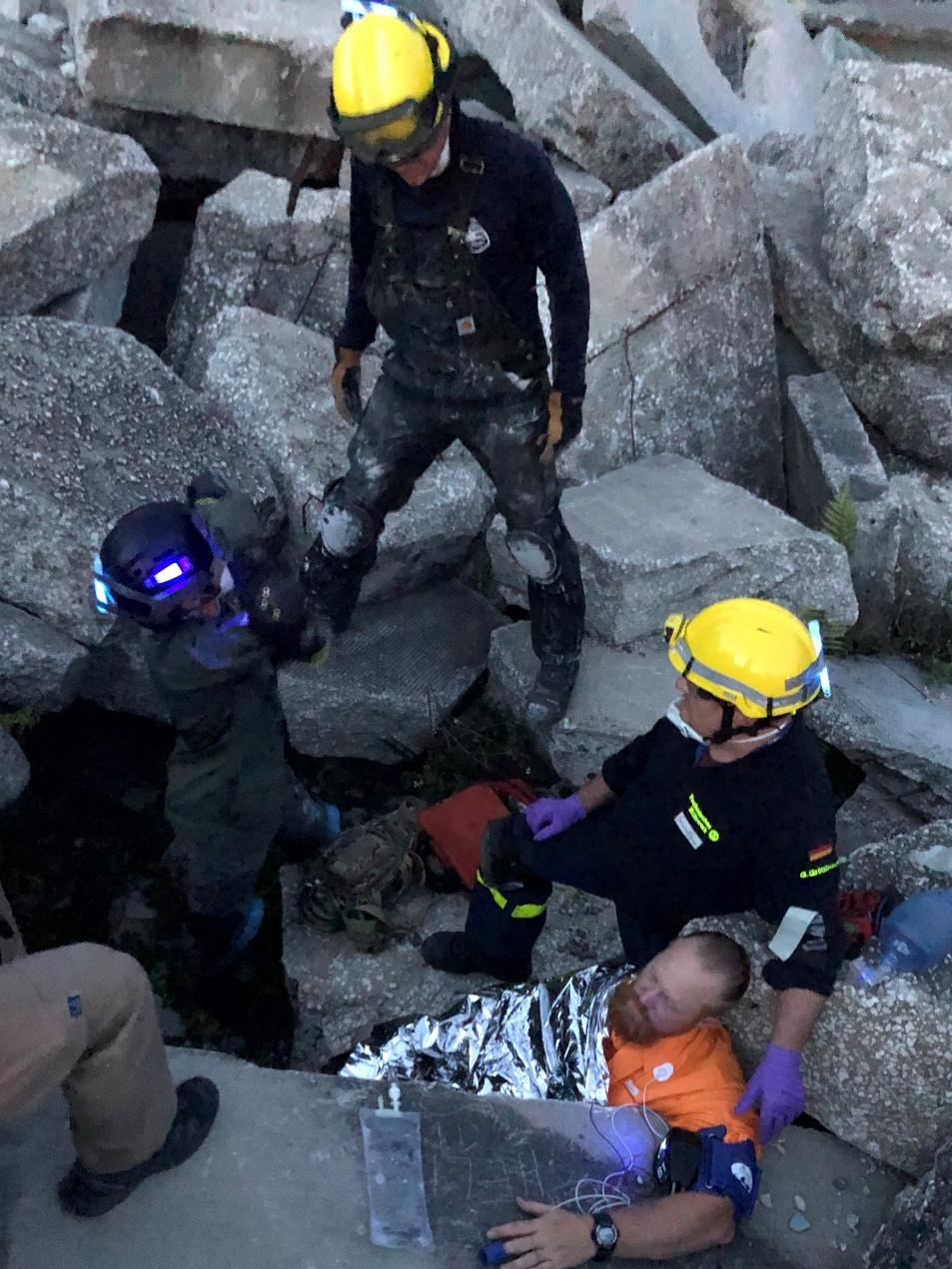 Clear communication between rescue workers, who are often members of different organizations or even from different countries, is critical to delivering safe and effective care, treatment and evacuation.