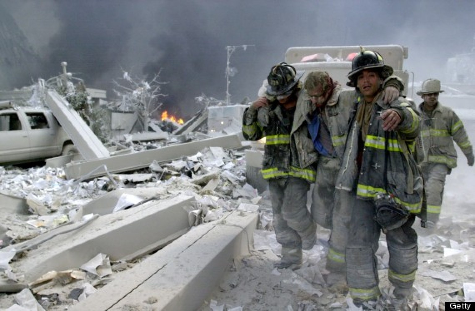 We remember the hundreds of selfless first responders who lost their lives and countless more that risked their own health and safety to find and save our fellow citizens.