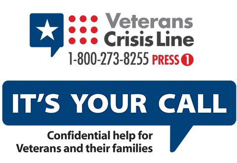 Veterans Crisis Line Visually Impared Brochure