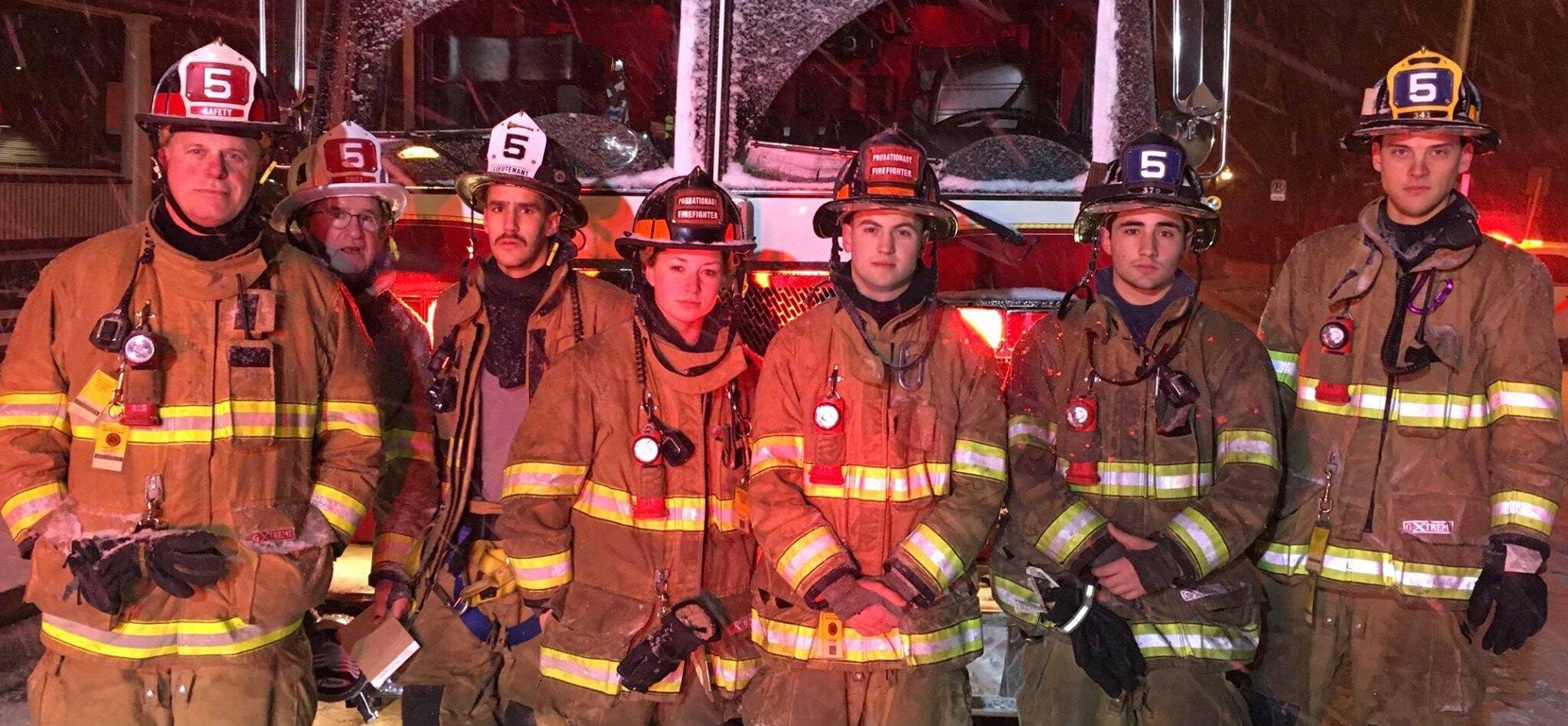 Courtesy: Alpha Fire Company, PA