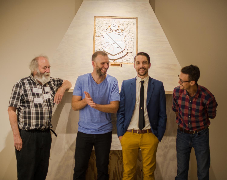 David Dunlap, Josh Black, Zach Stensen, & Travis Head