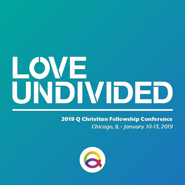 When we are united in love, we can do anything. The 15th annual Q Christian Fellowship Conference is now open for registration! #qchristianconf #loveundivided