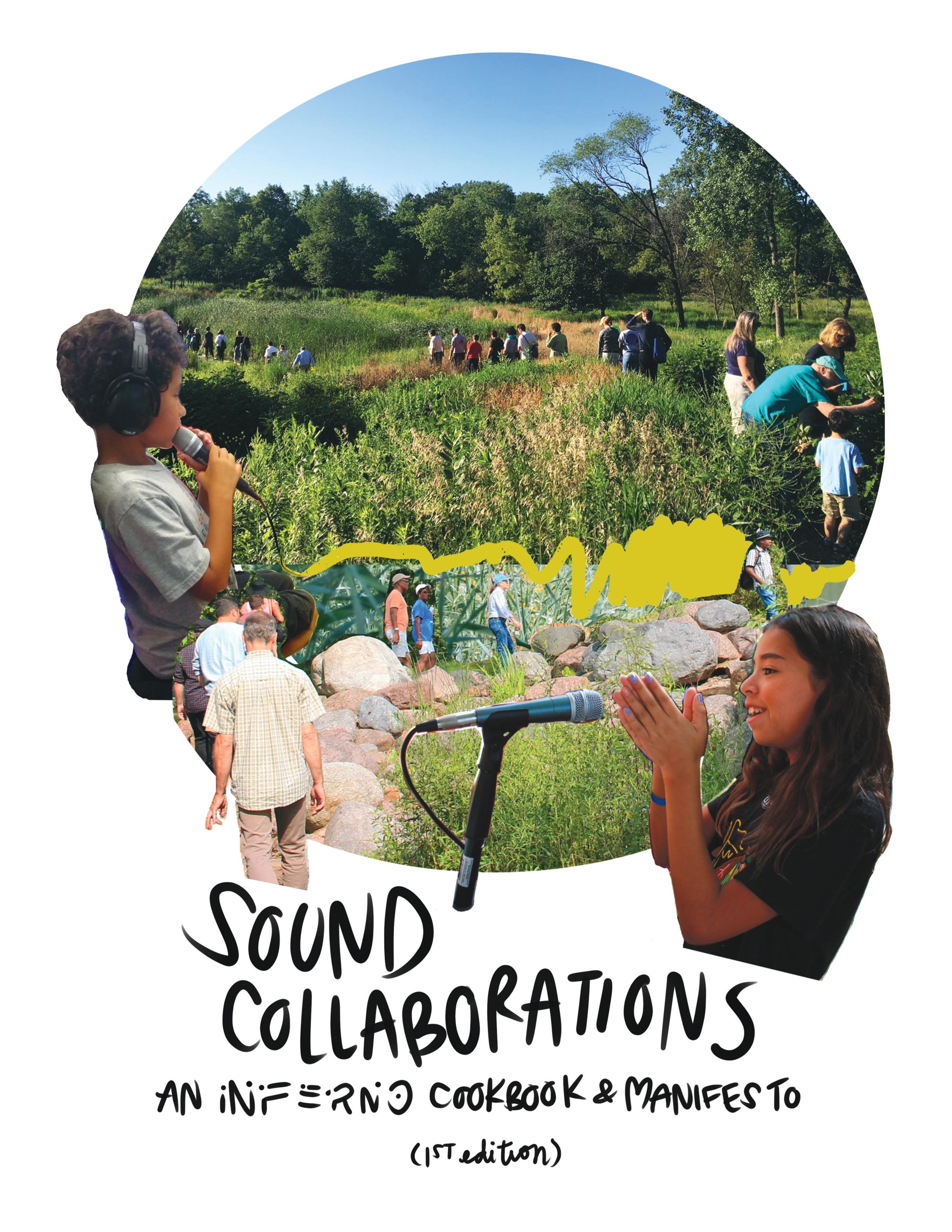 Try out a recipe from Sound Collaborations HERE! -
