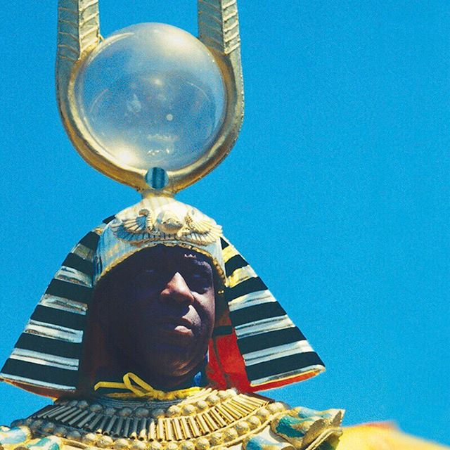"| AFRO FUTURISM | • • Sun Ra ( 1934-1993) is Hailed as one of the Fore Fathers of Afro Futurism • • He was a Pioneer, an American jazz composer, bandleader, piano and synthesizer player, and poet known for his experimental music, ""cosmic"" philosophy, prolific output, and theatrical performances. For much of his career, Ra led ""The Arkestra"", an ensemble with an ever-changing name and flexible line-up • • #sunramusic #musician #afrofuturism #InfernoCPD #ChicagoParks #InfernoDocTeam #mediamakers #art #digitalmedia #media #InfernoManifesto #summer #music #kids #ChicagoParkKids #children #summercamp #MyChiParks #Chicago"