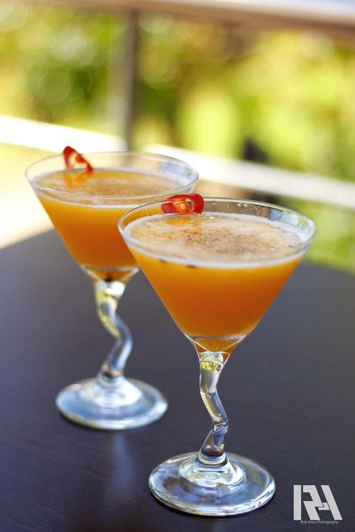 Chili Martini