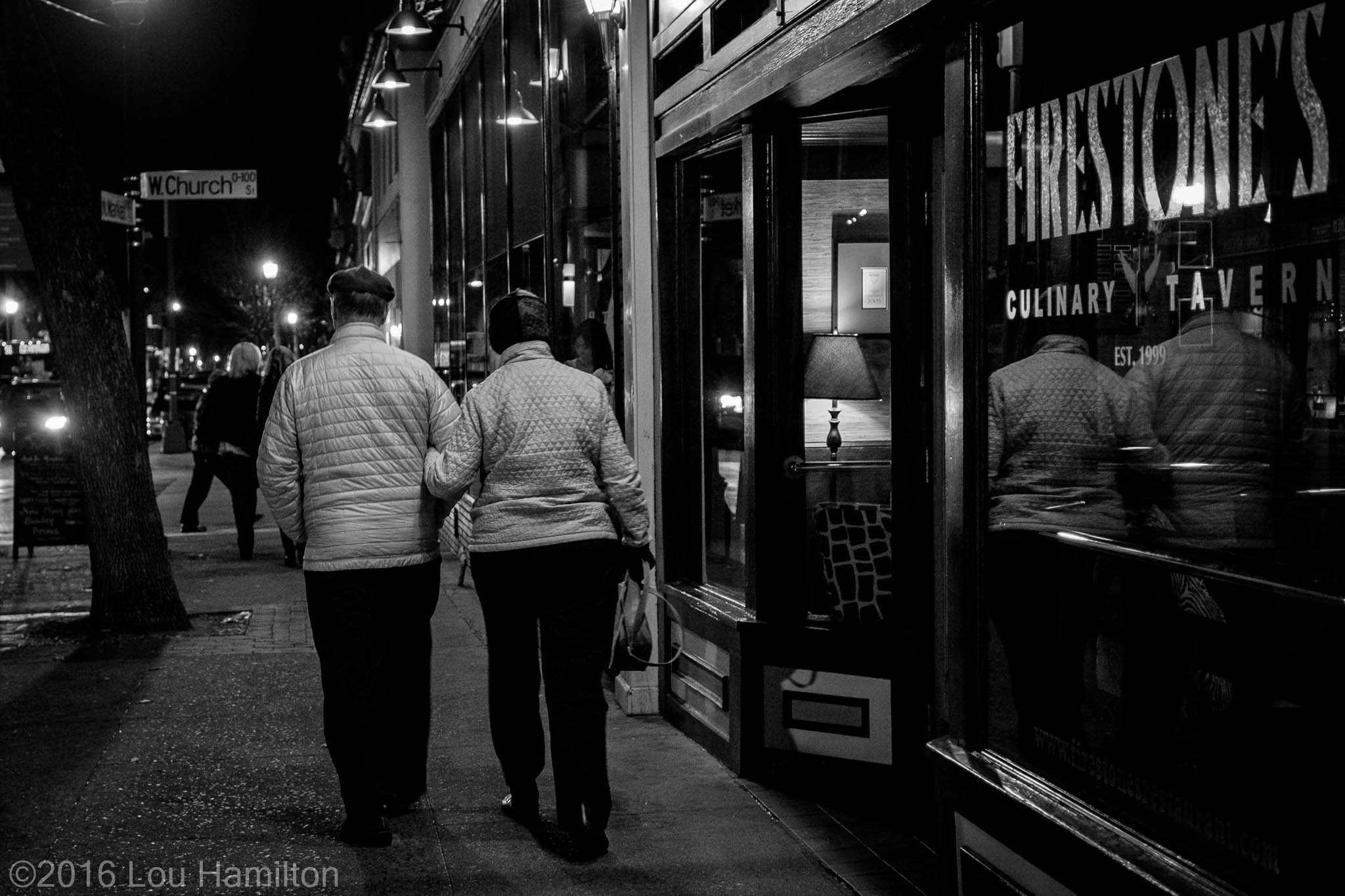 21 January 2016 -- Downtown Frederick, MD (Market Street)