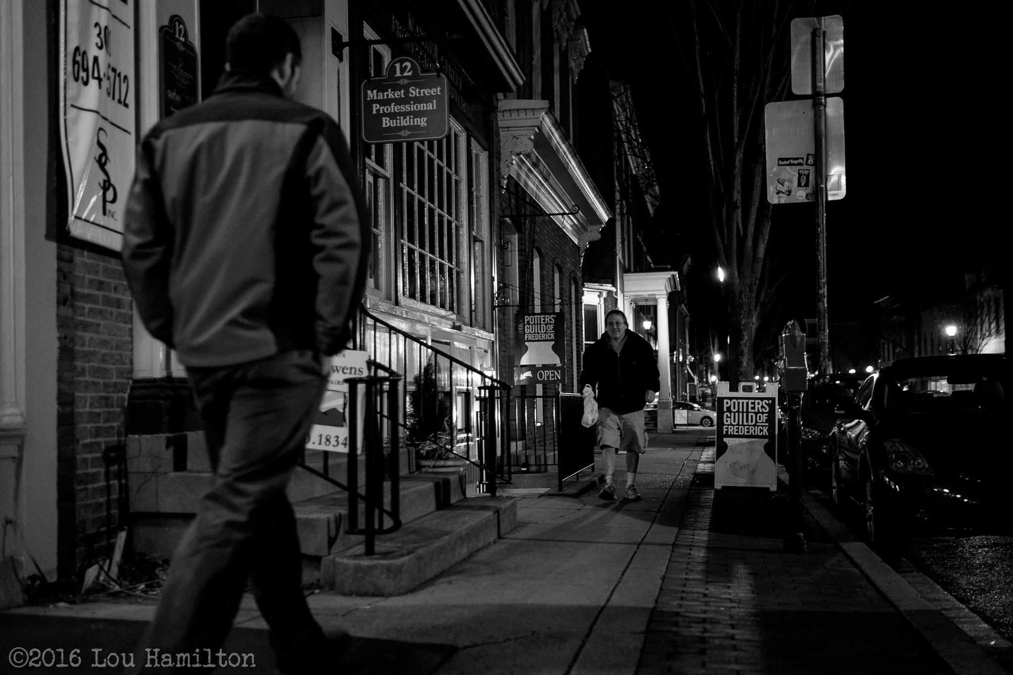 26 February 2016 -- Frederick, MD (Market Street)