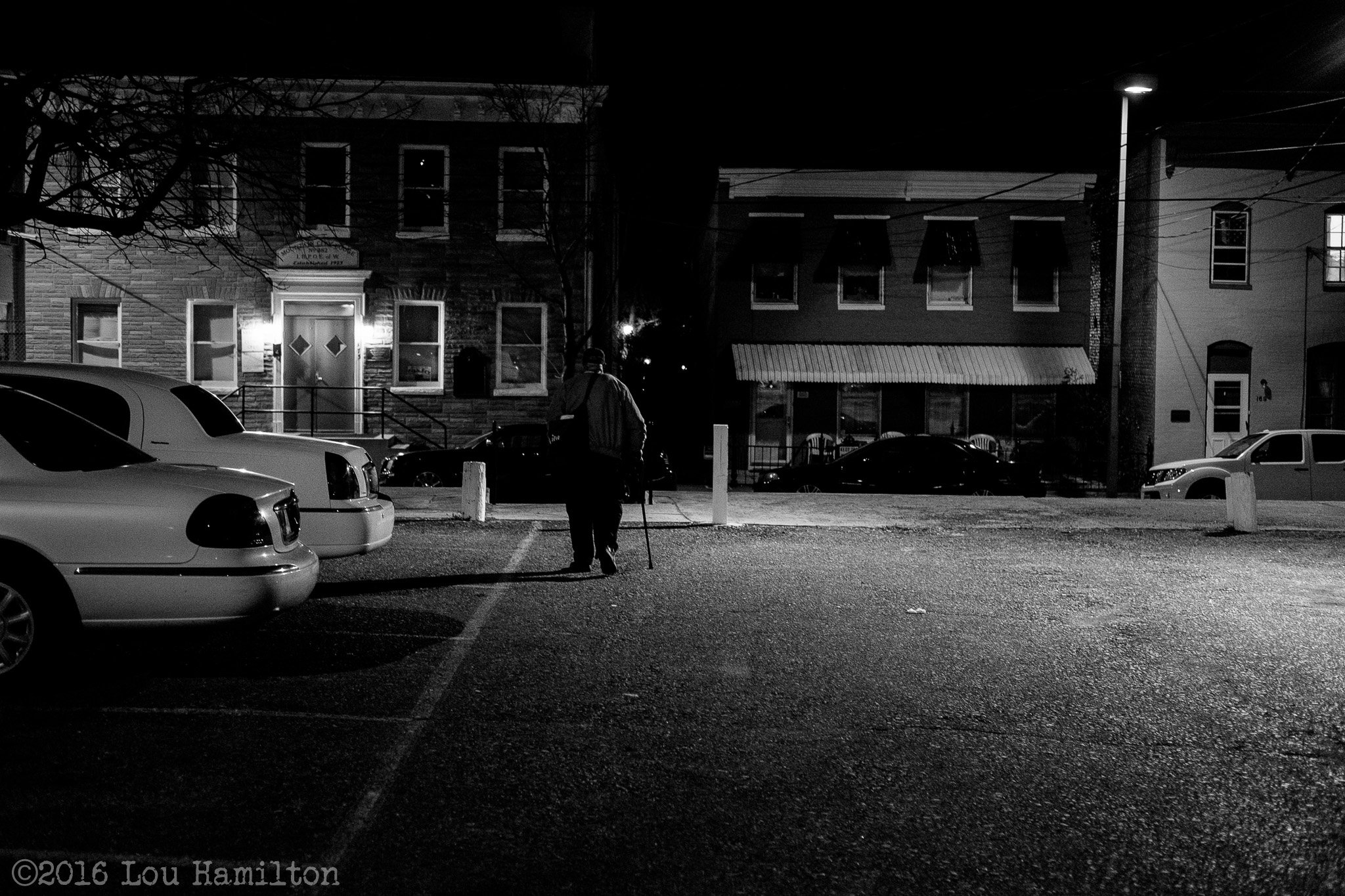 22 March 2016 -- Frederick, MD (West All Saints Street)