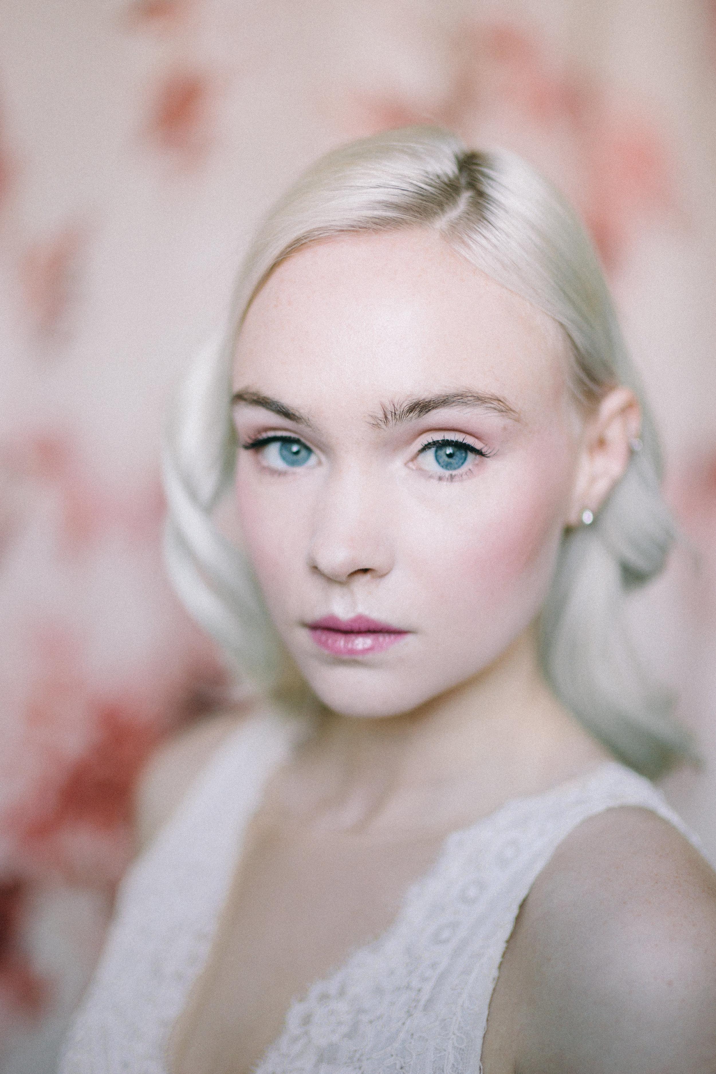 Soft Natural Wedding Makeup