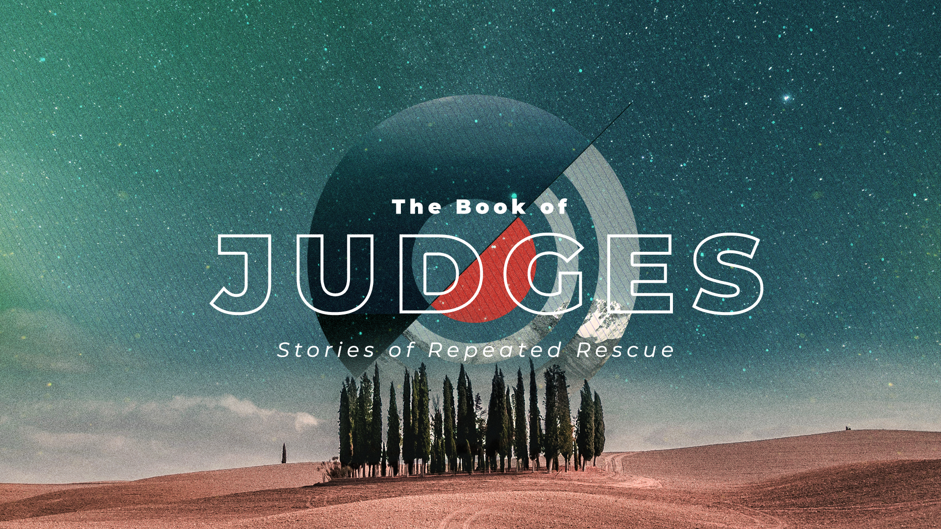 JUDGES: Stories of Repeated Rescue