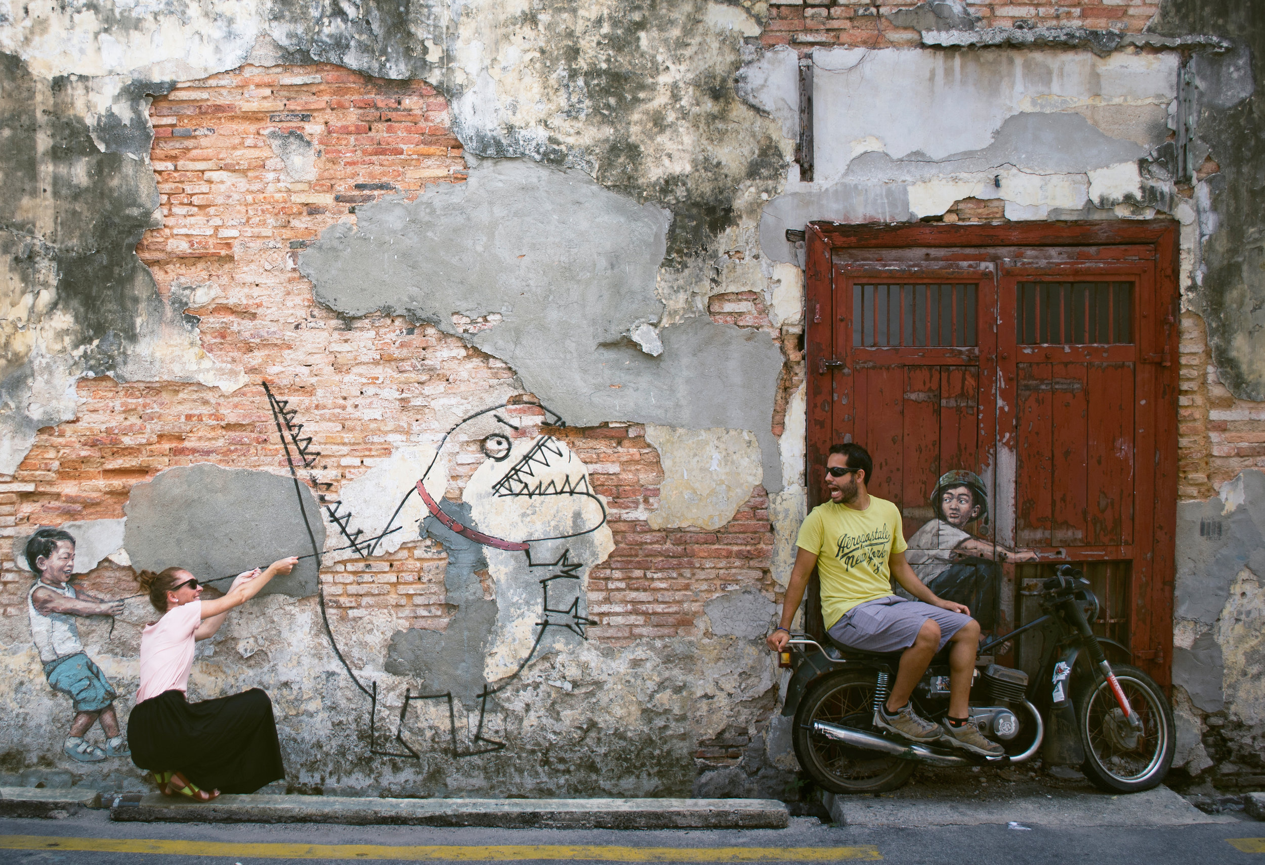 PAINTING BY ERNEST ZACHAREVIC