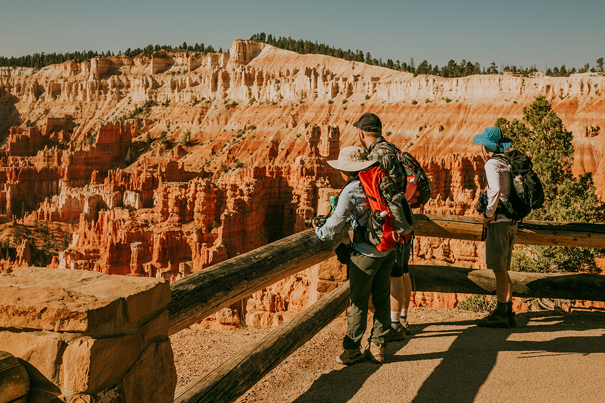 Day Hike through Bryce Canyon-6.36 mile hike