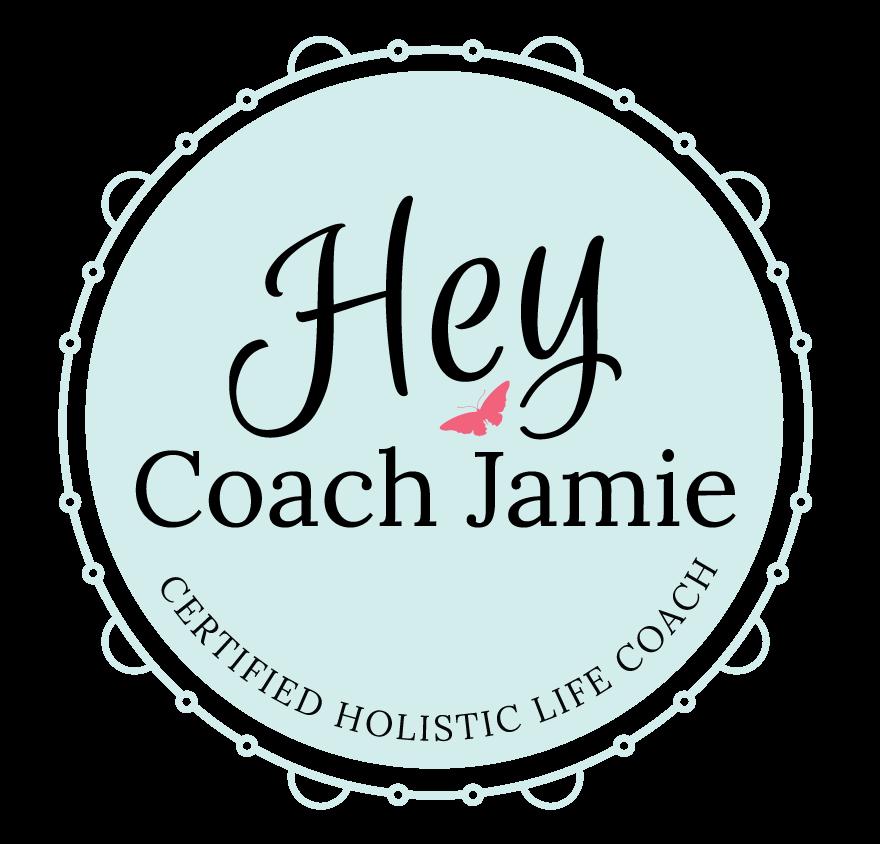 Hey Coach Jamie Secondary Logo