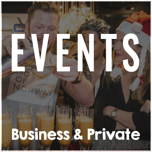 Bartender Events