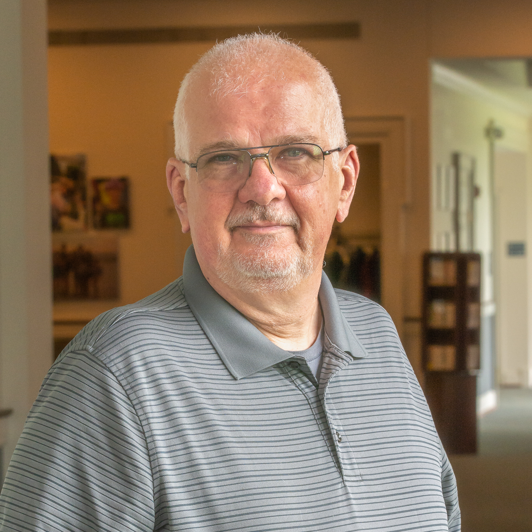 BOB DRALLE  DIRECTOR OF SENIOR ADULT MINISTRIES DIRECTOR OF CONGREGATIONAL CARE