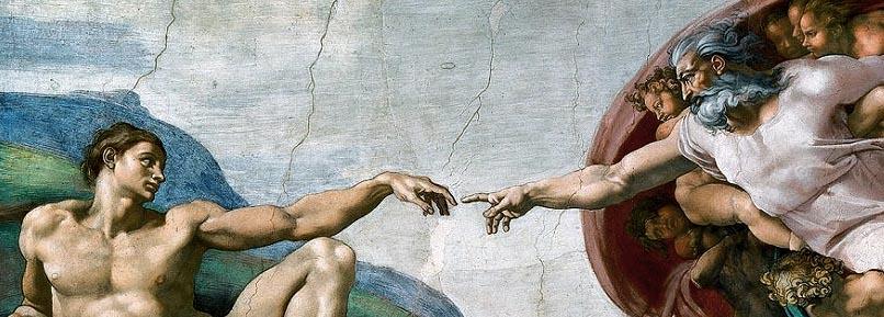 Leonardo painting Adam and God2.jpg