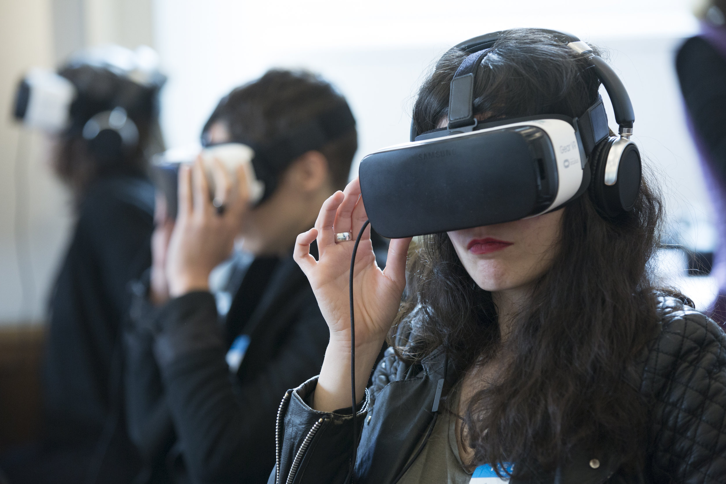 Immersive Storytelling Lab with the Brown Institute for Media Innovation