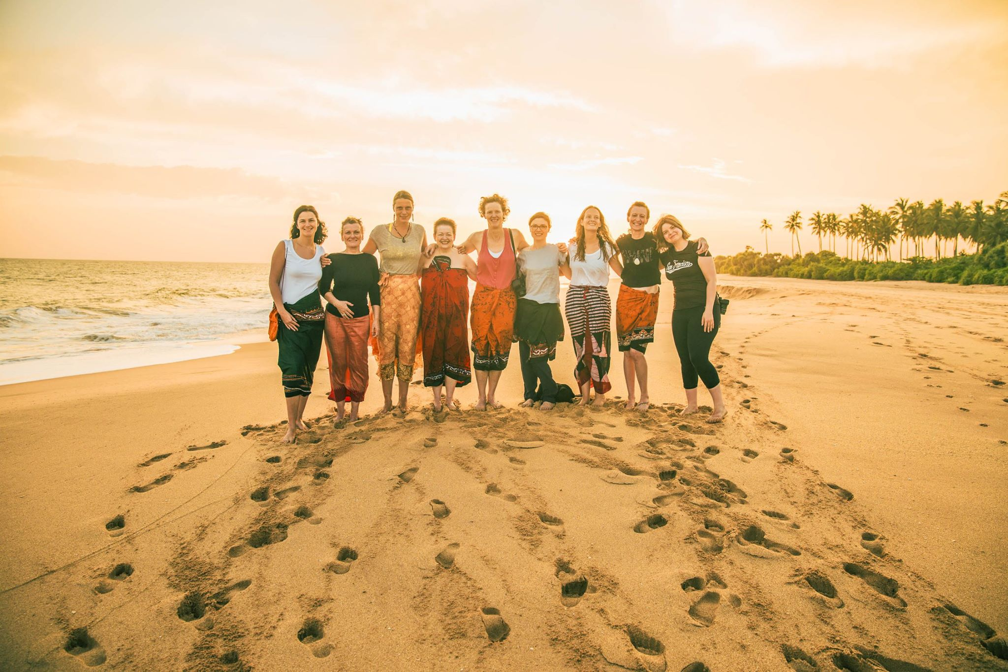 Shakti Women's Retreat at Sen Wellness in Tangalle, Sri Lanka 2016