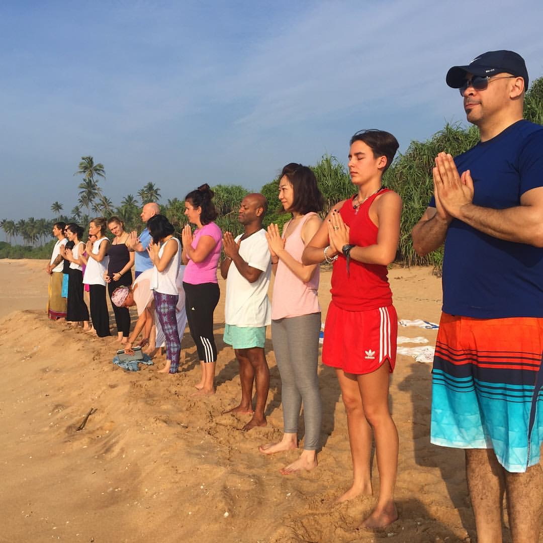 New Year's Retreat at Sen Wellness in Tangalle, Sri Lanka 2017