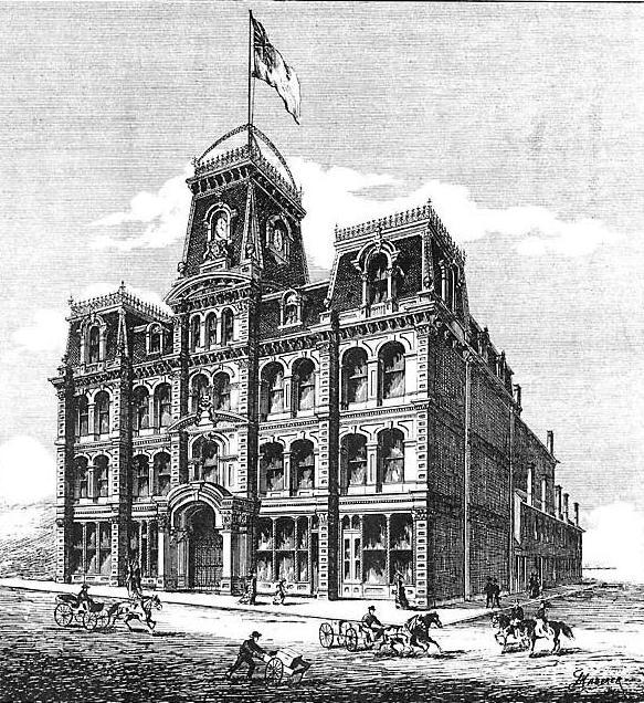 Grand Opera House 1874