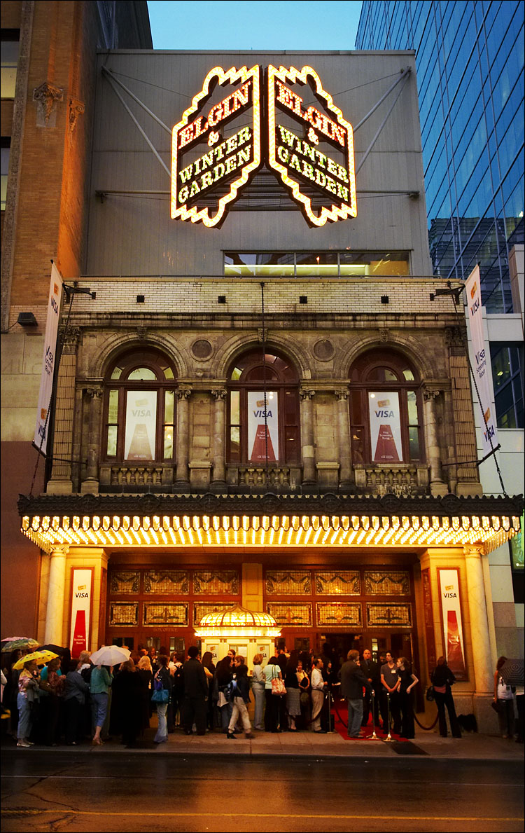 """Elgin & Wintergarden Theatres"". Eatertainment. Eatertainment catering, 2014. www.eatertainment.com/venue/elgin-wintergarden-theatres/"