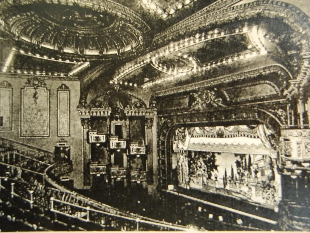 "Shea's Hippodrome - Interior - 1914  Taylor, Doug. ""Memories of Toronto's Shea's Hippodrome Theatre."" Historic Toronto: Information on Toronto's History. tayloronhistory.com/2012/03/06/old-movie-houses-of-toronto-fond-memories-of-sheas-hippodrome/"