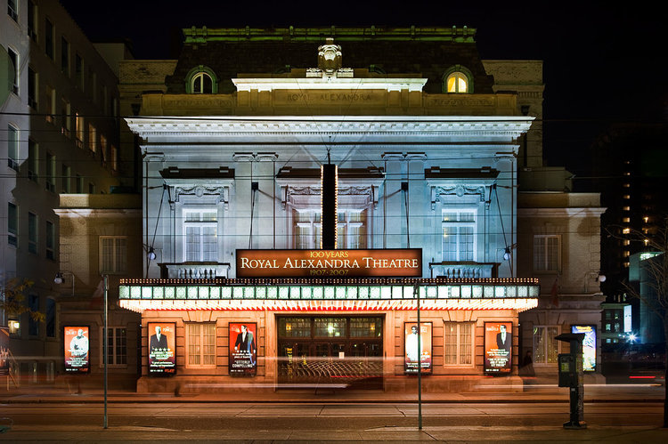Royal Alexandra Theatre - Exterior