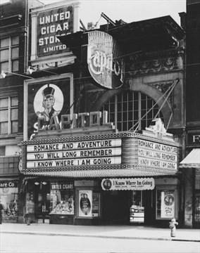 "Capitol Theatre - 1947  Arnold, Steve. ""Capitol revitalization capitalizes on Hamilton condos."" Hamilton Spectator. 4 Jan 2016. Accessed 26 Jun 2017    https://www.thespec.com/news-story/6216663-capitol-revitalization-capitalizes-on-hamilton-condos/"