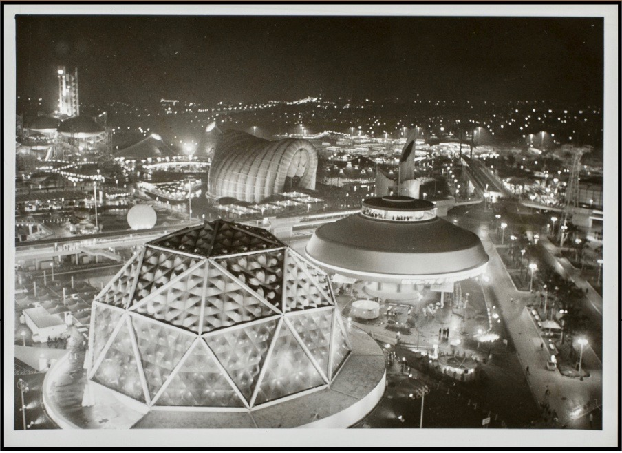 Expo 70, Osaka, Japan. © Special Collections Research Center, Henry Madden Library, California State University, Fresno