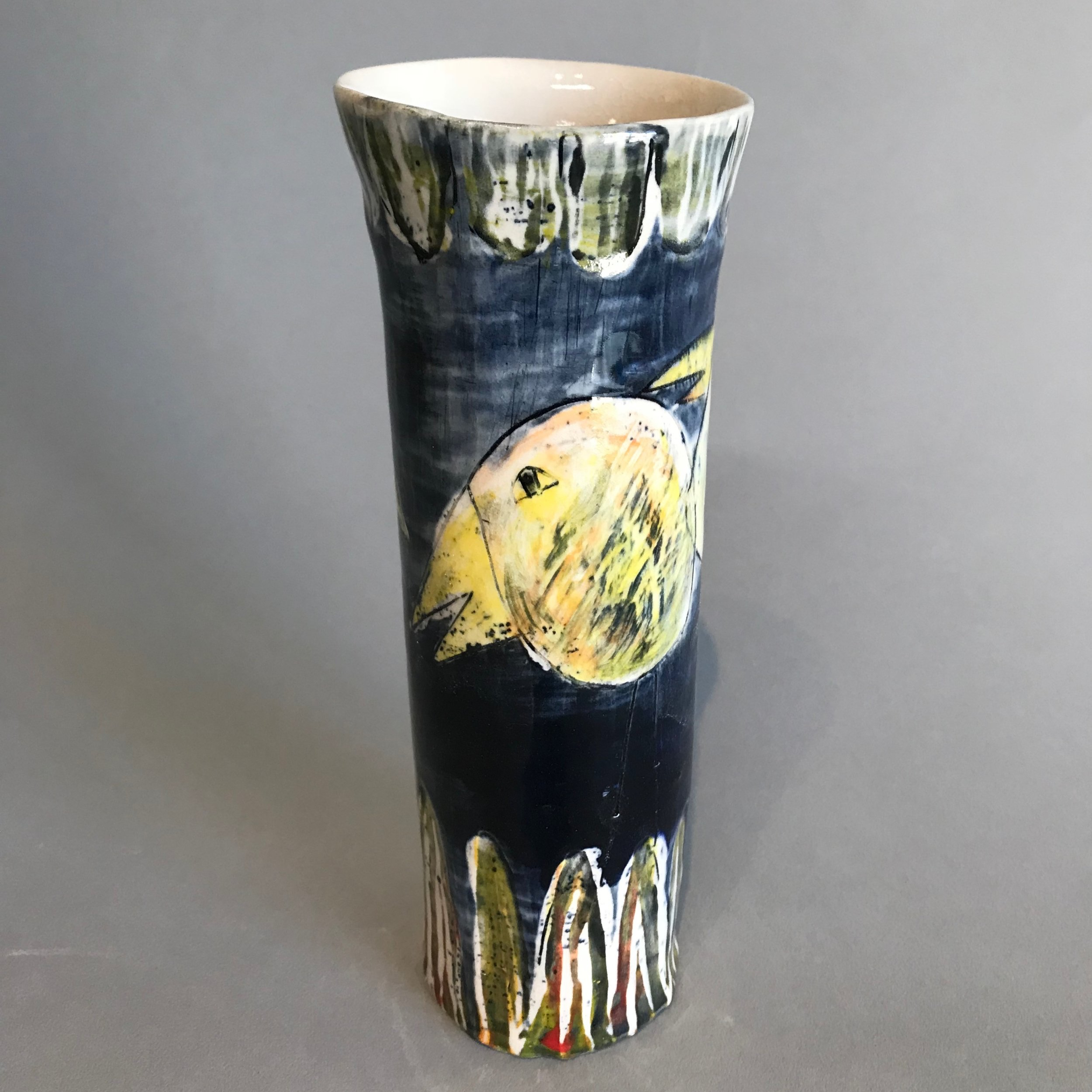 Chick a Dees Vase (view 2)
