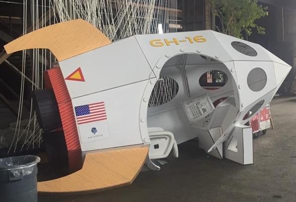 Scenic Inc. Rocket Ship