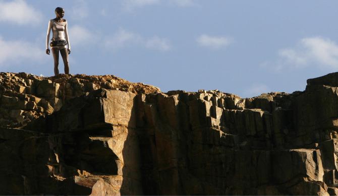 Still from  Pumzi  (Wanuri Kahiu, South Africa, 2009, 23 min)