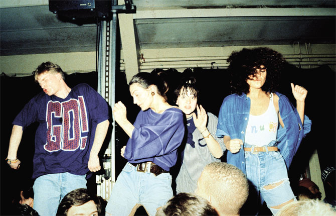 Acid-House Rave