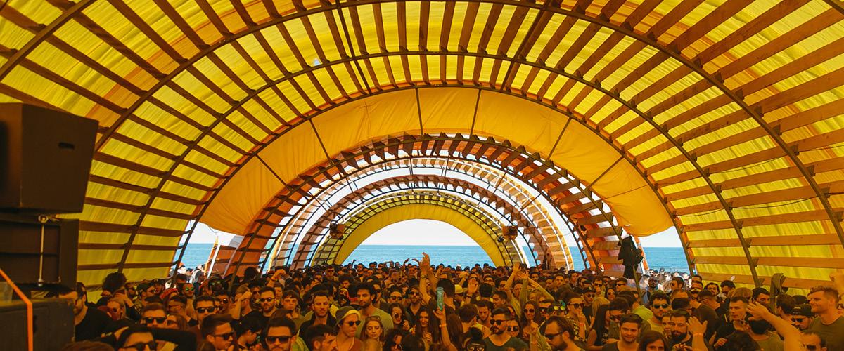 Le magnifique Sunwaves Festival