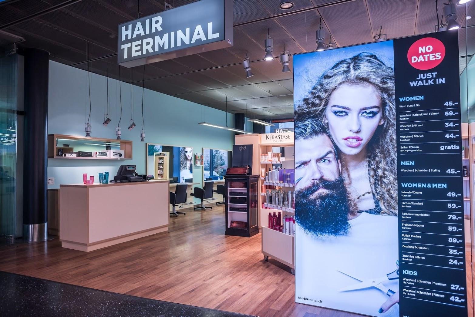 Coiffeur-Rapperswil-Hair-Terminal-Eingang