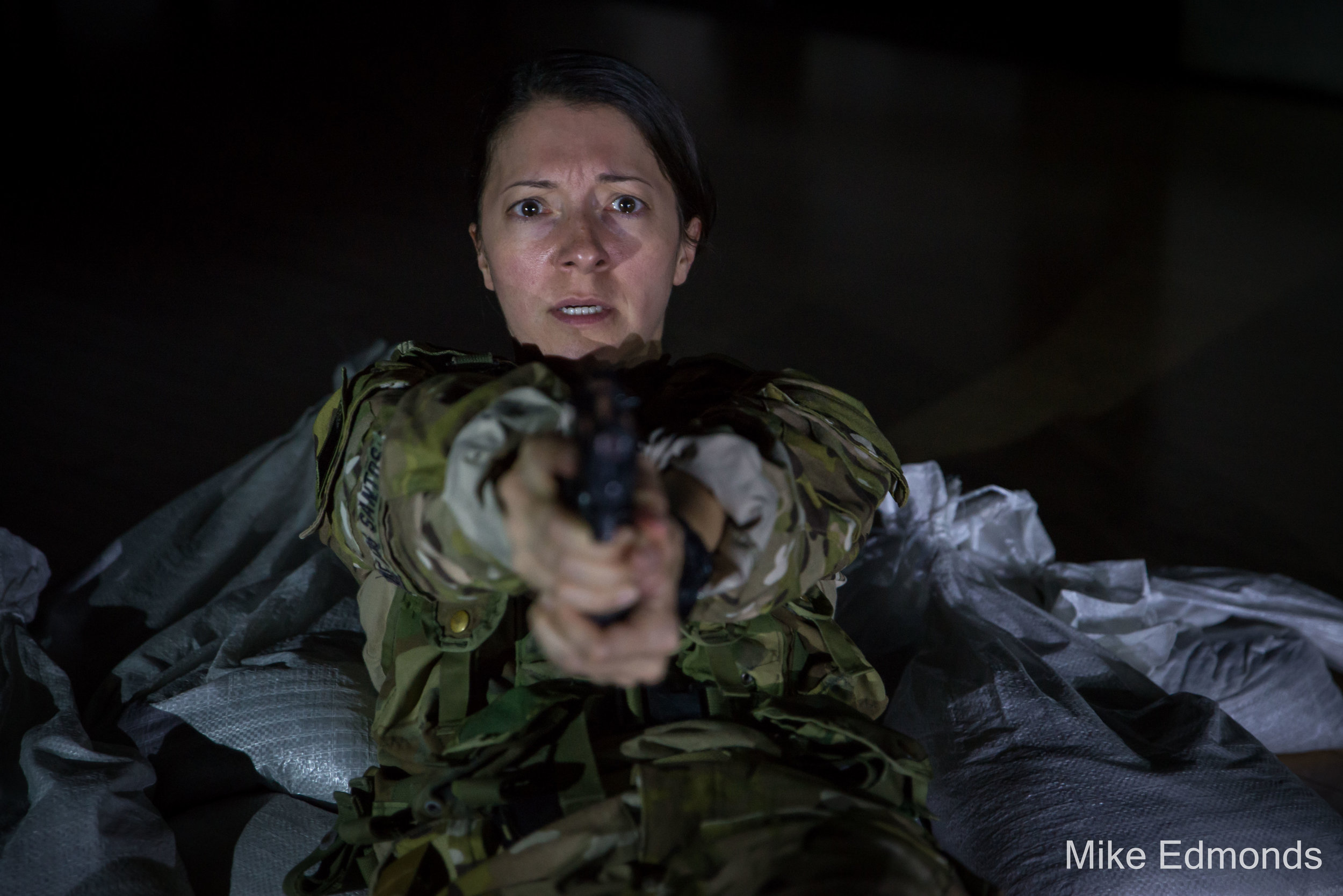 Jessica Vera in Bullet Catchers