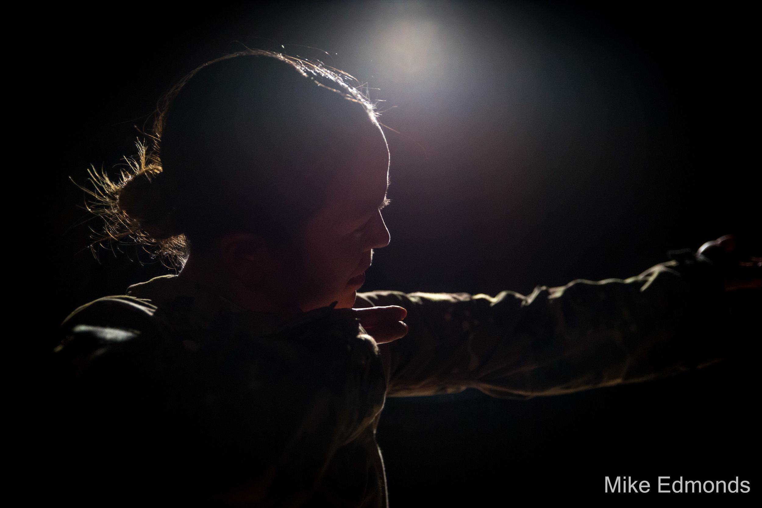 Rebecca Hirota in Bullet Catchers