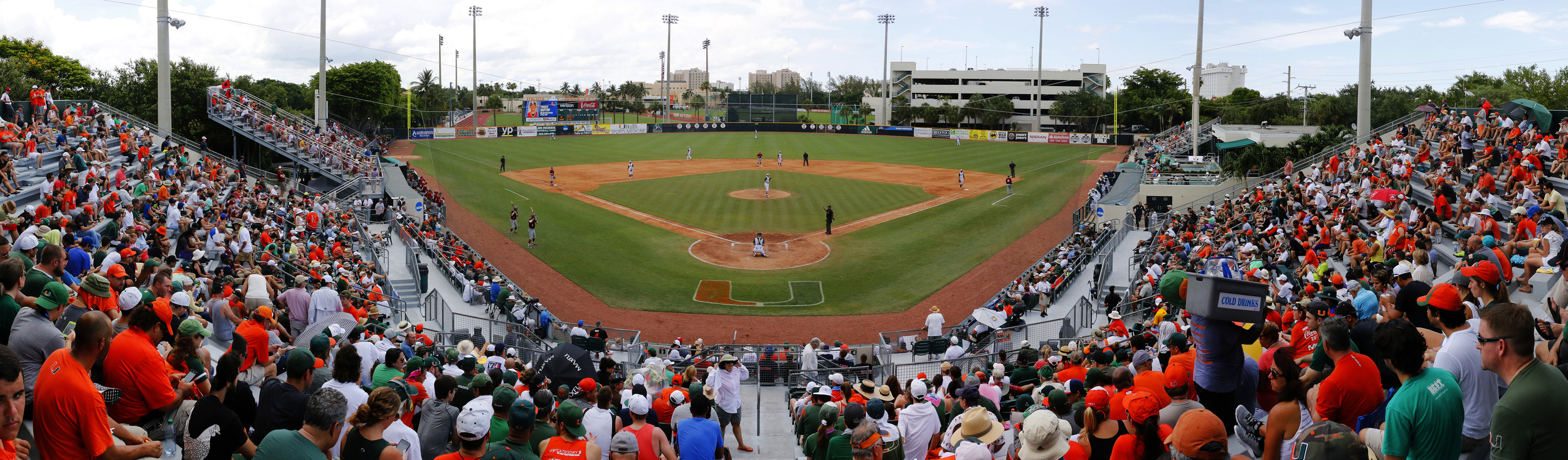 Alex Rodriguez Stadium - University of Miami